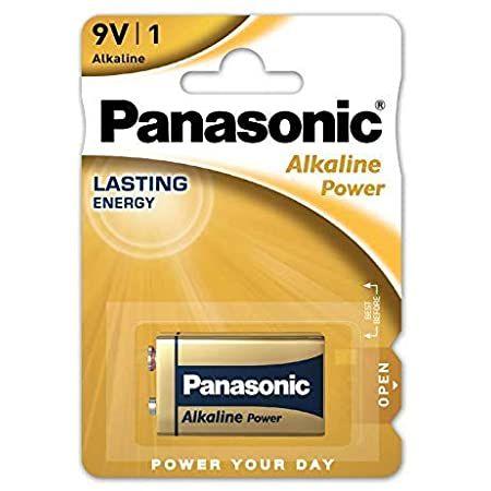 Panasonic 9v PP3 battery - OrtonsAudioVisual
