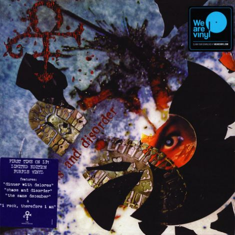 LP Prince / Chaos And Disorder (1LP)