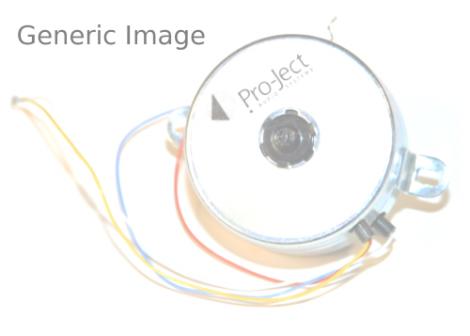 Project Motor 50Hz 16v AC - Ortons AudioVisual