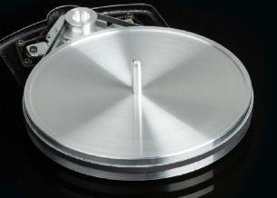 Project Debut Aluminium Sub Platter - OrtonsAudioVisual