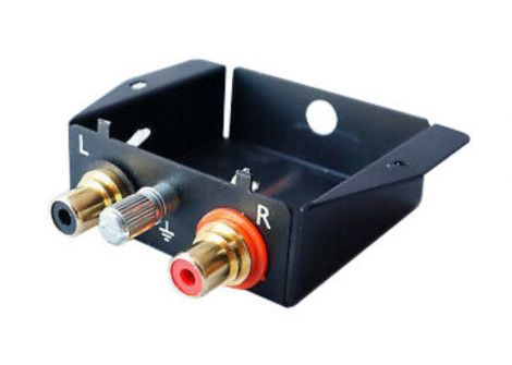 Project RCA Junction Box - Ortons Audiovisual