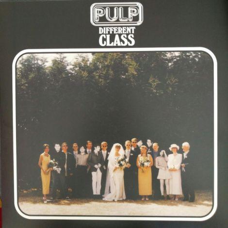 Pulp Different Class - OrtonsAudioVisual