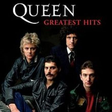 LP Queen / Greatest Hits 1 - Ortons AudioVisual