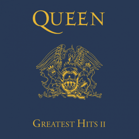 LP Queen / Greatest Hits 2 - Ortons AudioVisual