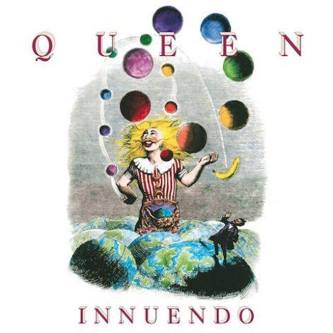 LP Queen / Innuendo - OrtonsAudioVisual