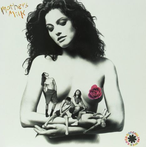 Red Hot Chili Peppers - Mothers Milk - OrtonsAudioVisual