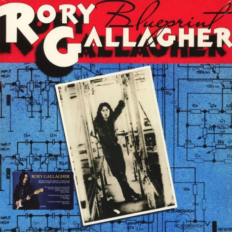Rory Gallagher Blueprint - Ortons Audio:Visual