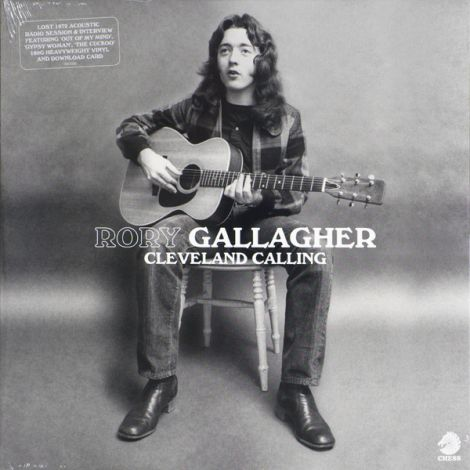 Rory Gallagher Cleveland Calling - Ortons Audio:Visual
