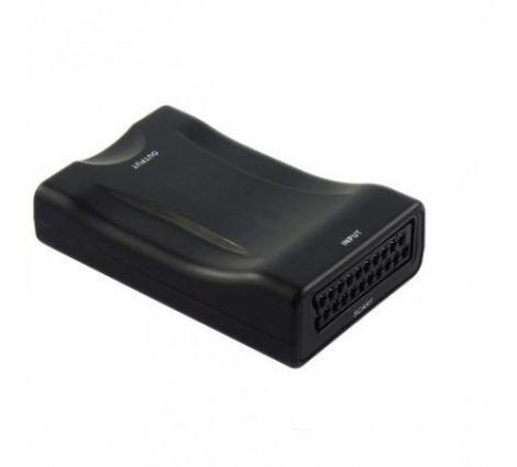 Scart to HDMI Adaptor/Converter - OrtonsAudioVisual