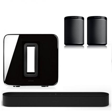 Sonos 5.1 System - OrtonsAudioVisual