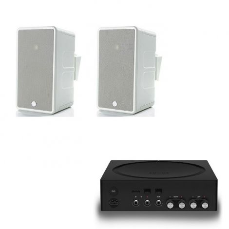 Sonos Amp + 2x Monitor Audio C60 - OrtonsAudioVisual