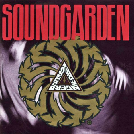 LP Soundgarden / BadMotorFinger - OrtonsAudioVisual