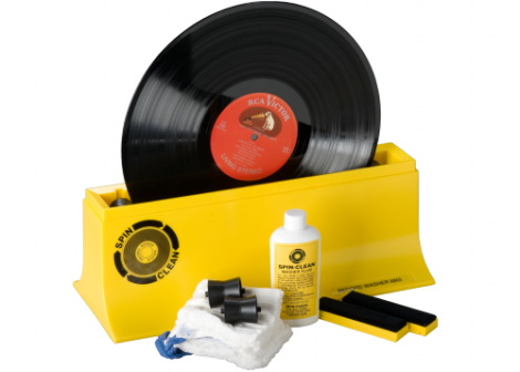 Spin Clean Vinyl Cleaning System - Ortons AudioVisual