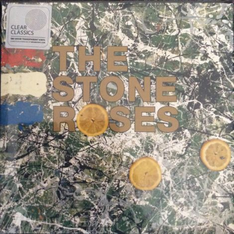 LP Stone Roses / The Stone Roses (1LP/Transparent)