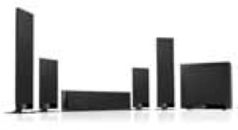 KEF T205 Speaker Package Black