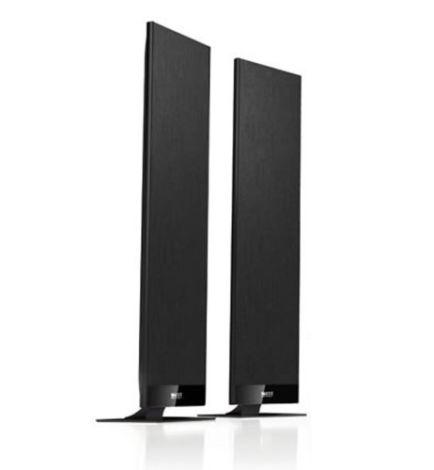 KEF T301 Speakers Pair Black