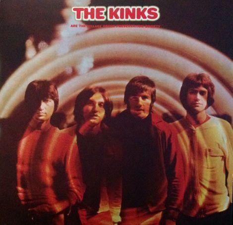 The Kinks village Green Preservation society - OrtonsAudioVisual