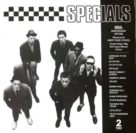 The Specials 40th Anniversary Edition - OrtonsAudioVisual