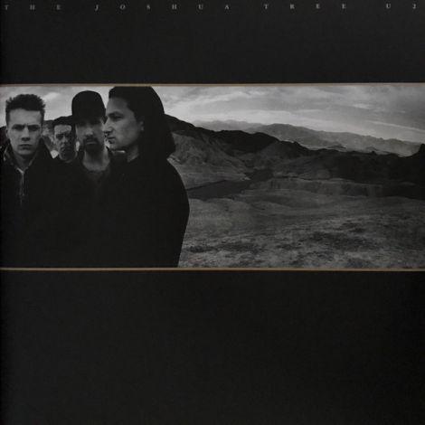 LP U2 / Joshua Tree 2017 (2LP)