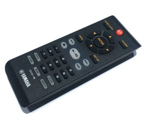 Yamaha Remote DVD16 for DVDS661 - 2nd Hand
