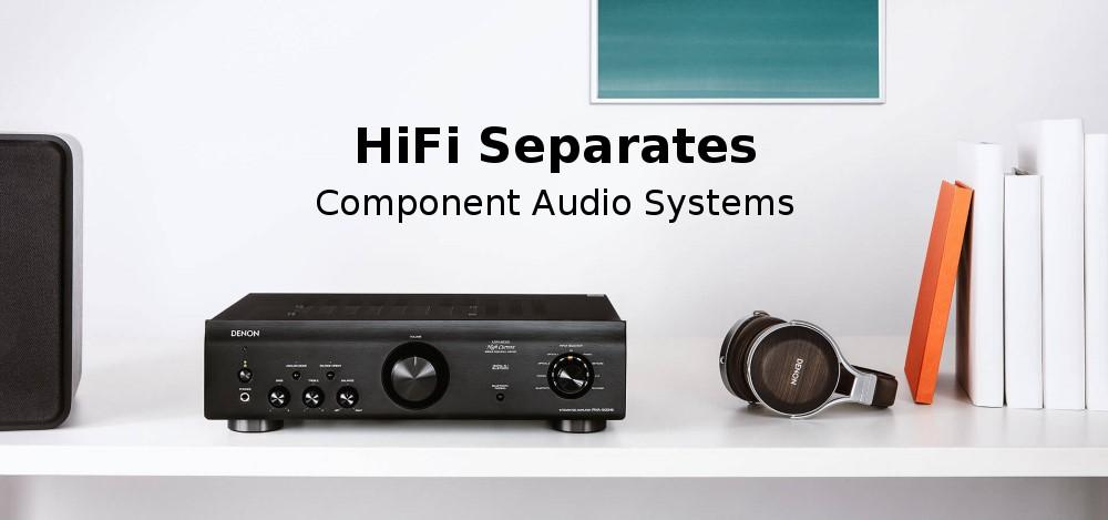 HiFi Separates